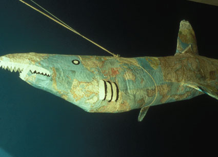 Shark art work