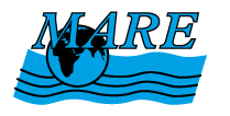 Marine Activities, Resources, and Education Ocean Sciences Curriculum Logo